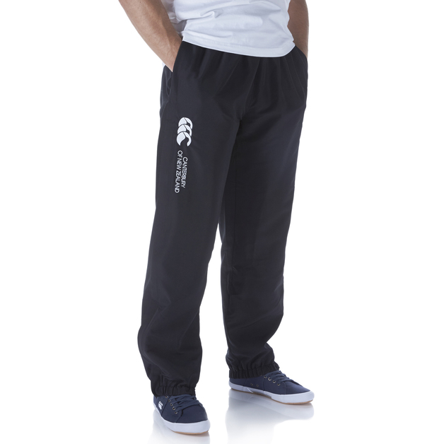 Cuffed Stadium Pant - Black (S)