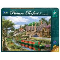 Holdson: 1000 Piece Puzzle - Picture Perfect S5 (Cottage Canal)