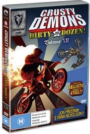 Crusty Demons: Volume 12 - Dirty Dozen on DVD