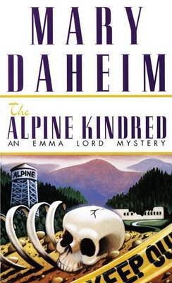 The Alpine Kindred by Mary Daheim image