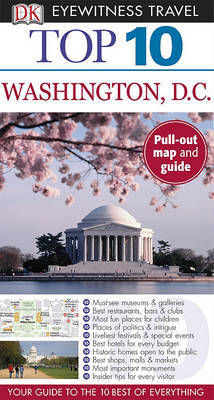 Top 10 Washington DC by DK Publishing image