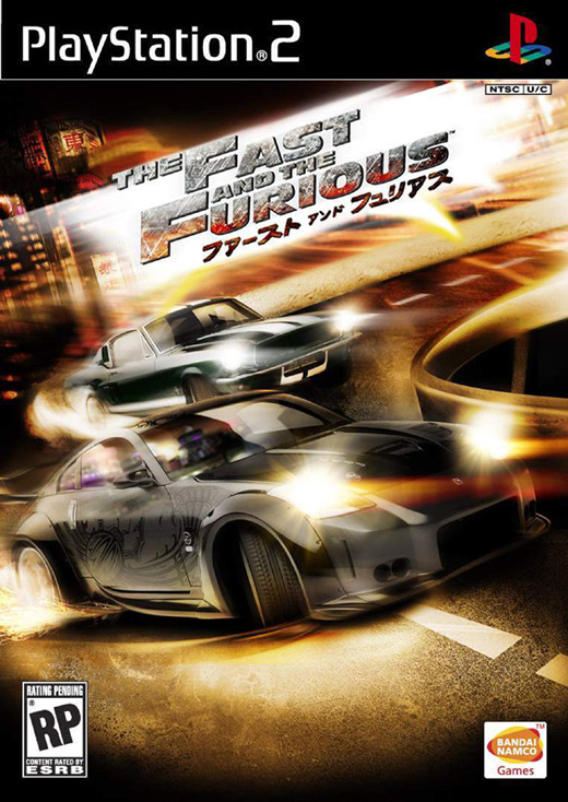The Fast and the Furious: Tokyo Drift for PlayStation 2