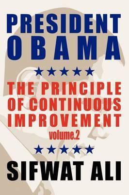 President Obama by Sifwat Ali