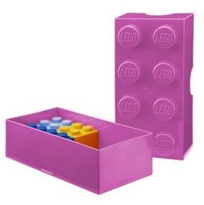 LEGO: Storage Brick 8 - Pink