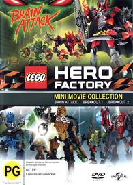 LEGO: Hero Factory on DVD
