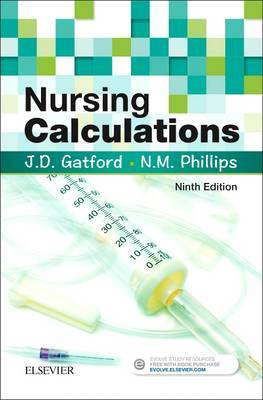 Nursing Calculations by Nicole Phillips