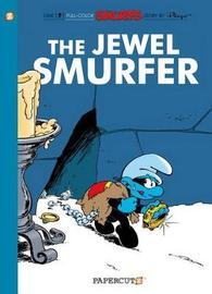 Smurfs #19: The Jewel Smurfer, The by Peyo