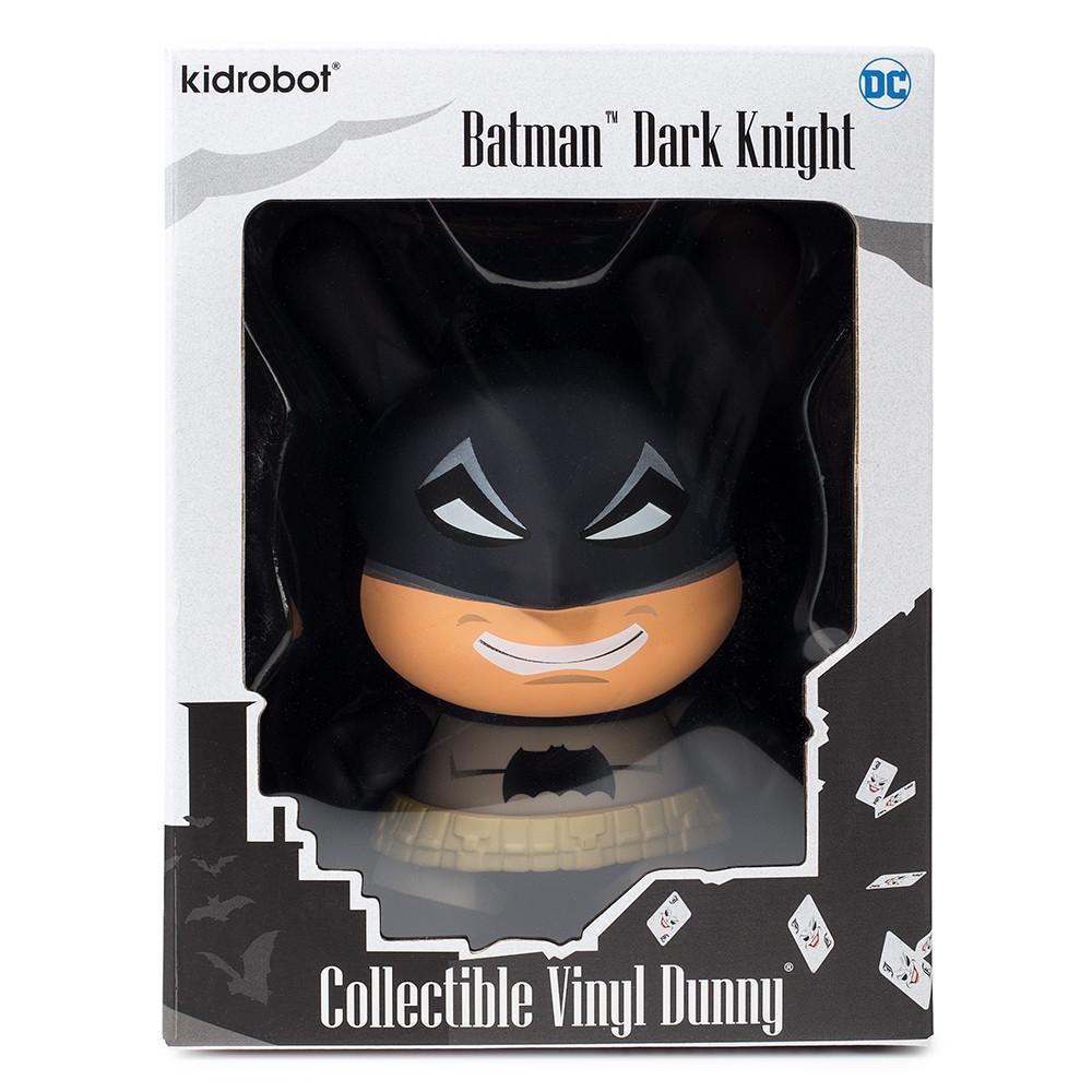 "Kidrobot: Batman (Dark Knight) - 5"" Dunny Vinyl Figure image"