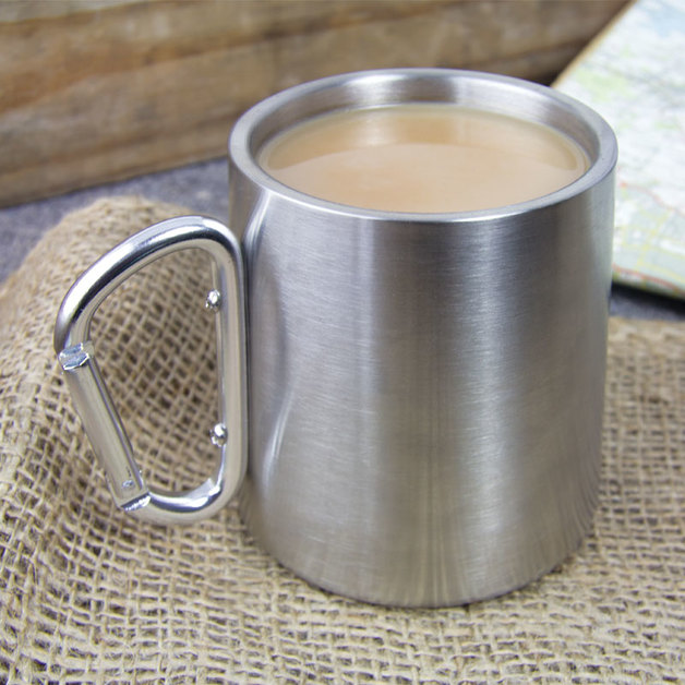 Scott and Lawson Karabiner Mug
