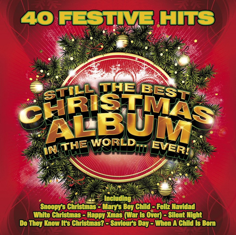 Still The Best Christmas Album In The World ...Ever! (2CD) by Various image