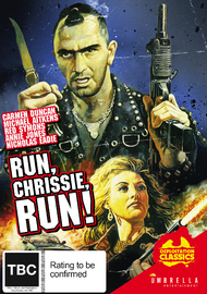 Run Chrissie Run on DVD
