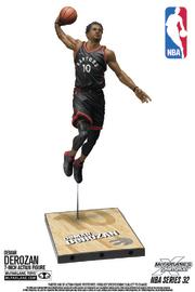 "NBA SportsPicks: DeMar DeRozan (Toronto Raptors) - 6"" Action Figure"