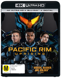 Pacific Rim 2: Uprising on UHD Blu-ray