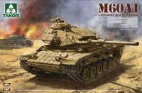 Takom: 1/35 M60A1 w/Explosive Reactive Armor Model Kit