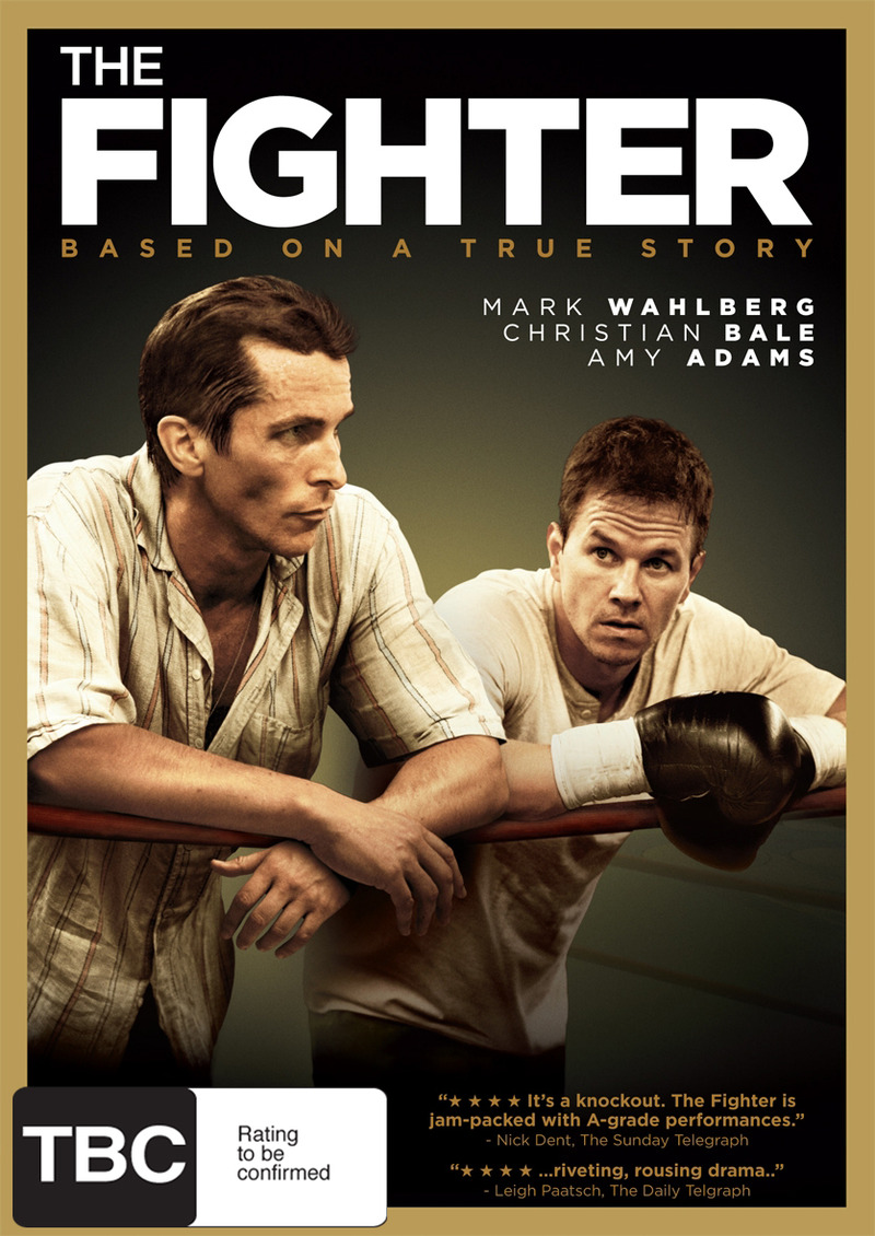 The Fighter DVD image