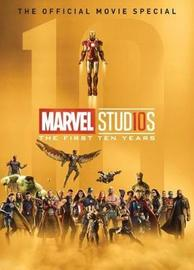 Marvel Studios: The First Ten Years by Titan