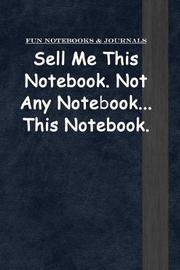 Fun Notebooks & Journals by George Allen