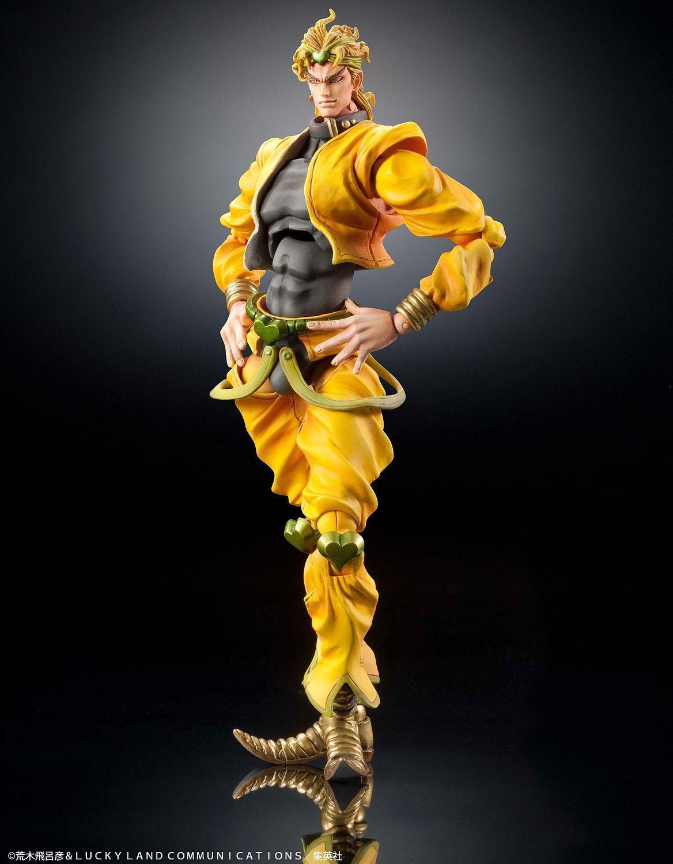 JoJo's Bizarre Adventure 3: DIO - Super Action Statue image