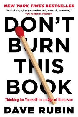 Don't Burn This Book by Dave Rubin image