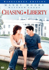 Chasing Liberty on DVD