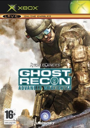 Tom Clancy's Ghost Recon: Advanced Warfighter for Xbox