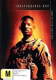 Independence Day - Definitive Edition (2 Disc Set) on DVD image