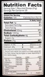 Optimum Nutrition Gold Standard 100% Whey - Banana Cream (907g) image