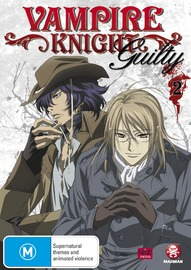 Vampire Knight Guilty (TV Season 2) Volume 2 on DVD