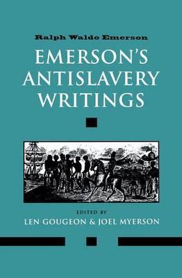 Emerson's Antislavery Writings by Ralph Waldo Emerson image