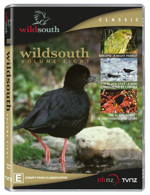 Wild South - Volume 8 on DVD