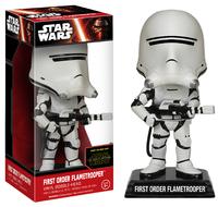 Star Wars: First order Flametrooper Wacky Wobbler Bobble Head
