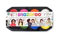 Snazaroo Palette - Set of 8 (18ml)