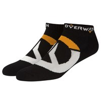 Overwatch Logo Socks - Black