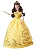 Beauty and the Beast: Enchanting Ball Gown Belle Doll