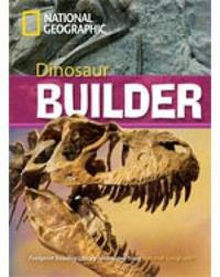 Dinosaur Builder: 2600 Headwords by National Geographic image