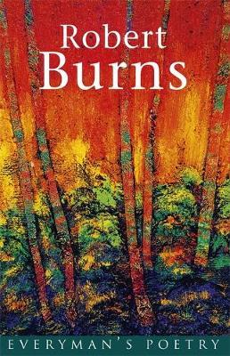 Burns: Everyman's Poetry by Robert Burns image