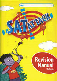 SAT Attack Reading/Writing: Challenge Revision Manuals (8 Pack) by Jean Kendall image