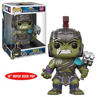 "Thor: Ragnarok - Gladiator Hulk 10"" Super Sized Pop! Vinyl Figure"