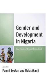 Gender and Development in Nigeria image