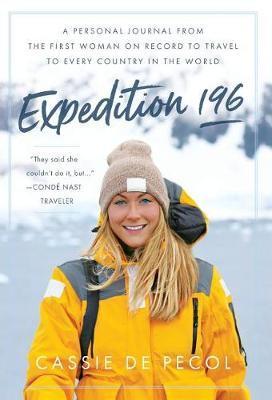 Expedition 196 by Cassie de Pecol