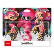 Nintendo Amiibo Octoling Triple Pack - Splatoon 2 Collection for