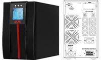 Powercom: Macan Comfort 3000VA/3000W On Line UPS Mini Tower