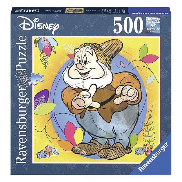 Ravensburger : Disney Happy Puzzle 500pc Square