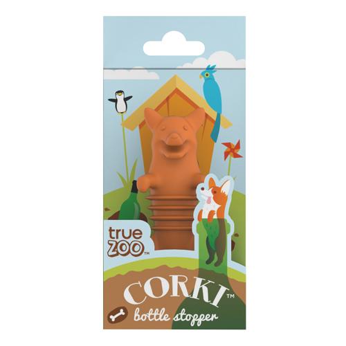 Corki Bottle Stopper image