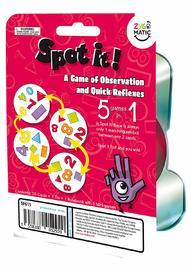Spot It: 123 - Card Game