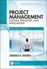 Project Management by Adedeji B Badiru