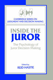 Inside the Juror image