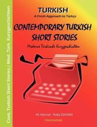 Contemporary Turkish Short Stories II - Moderne Turkische Kurzgeschichten II by Ali Akpinar image