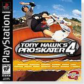 Tony Hawk 4 for