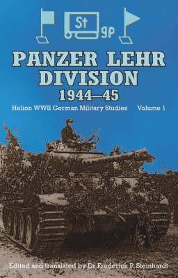 Panzer Lehr Division, 1944-45: v. 1